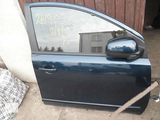 б/у Двери/багажник и компоненты Дверь передняя Nissan Note- объявление о продаже  в Одессе