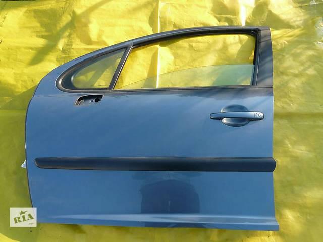купить бу б/у Двери/багажник и компоненты Дверь передняя Peugeot 207 в Одессе