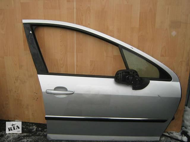 продам б/у Двери/багажник и компоненты Дверь передняя Peugeot 407 бу в Одессе