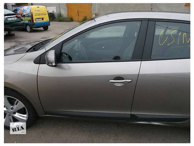 купить бу б/у Двери/багажник и компоненты Дверь передняя Renault Megane в Одессе