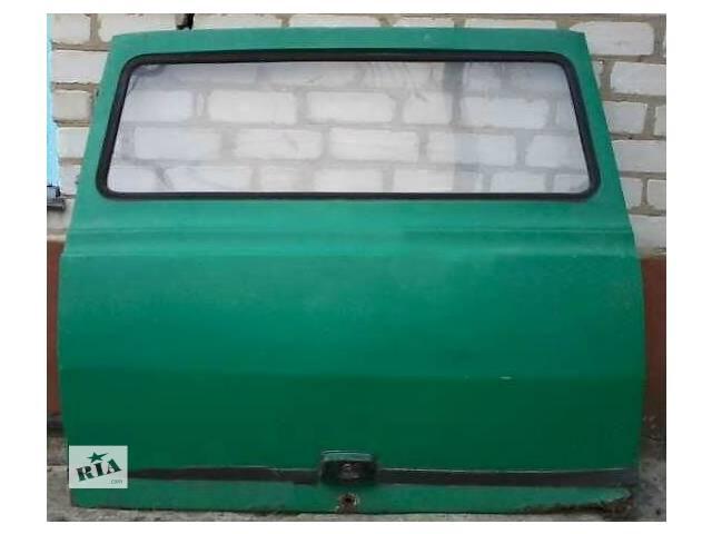 купить бу Дверь задняя ляда в сборе Форд Транзит 2,5 Д 1986-2000 гг в хорошем состоянии в Виннице