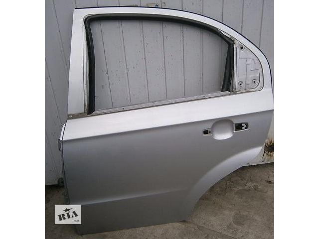 Б/у дверь для легкового авто Chevrolet Aveo- объявление о продаже  в Луцке