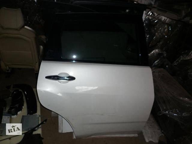 б/у Двери/багажник и компоненты Дверь задняя Легковой Acura MDX Кроссовер 2008- объявление о продаже  в Луцке