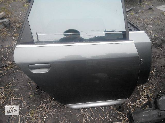 Б/у Двери/багажник и компоненты Дверь задняя Легковой Audi A6 Allroad 2001- объявление о продаже  в Львове