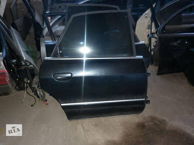 бу б/у Двери/багажник и компоненты Дверь задняя Легковой Audi S8 Седан 2000 в Луцке