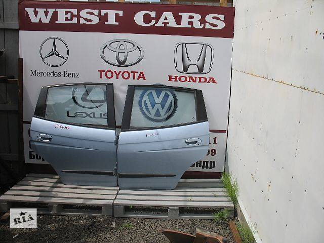 б/у Двери/багажник и компоненты Дверь задняя Легковой Chevrolet Tacuma- объявление о продаже  в Луцке