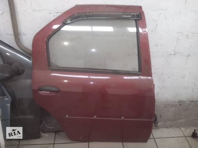б/у Двери/багажник и компоненты Дверь задняя Легковой Dacia Logan Седан 2010- объявление о продаже  в Славянске