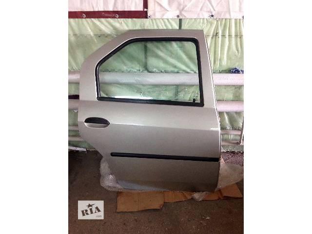 бу б/у Двери/багажник и компоненты Дверь задняя Легковой Dacia Logan Седан в Запорожье