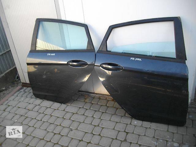б/у Двери/багажник и компоненты Дверь задняя Легковой Ford Fiesta- объявление о продаже  в Львове