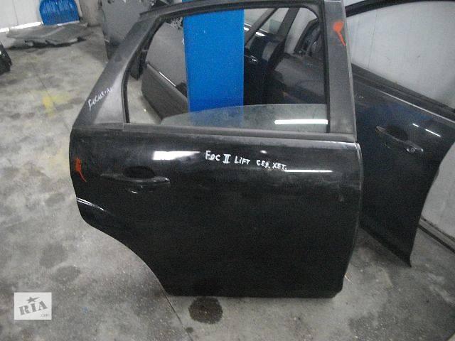 купить бу б/у Двери/багажник и компоненты Дверь задняя Легковой Ford Focus 2009 в Львове