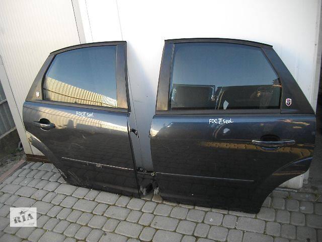 бу б/у Двери/багажник и компоненты Дверь задняя Легковой Ford Focus Седан в Львове