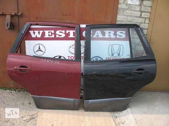 продам б/у Двери/багажник и компоненты Дверь задняя Легковой Hyundai Santa FE 2003 бу в Луцке
