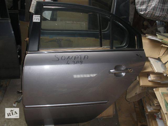 бу б/у Двери/багажник и компоненты Дверь задняя Легковой Hyundai Sonata Седан 2007 в Луцке