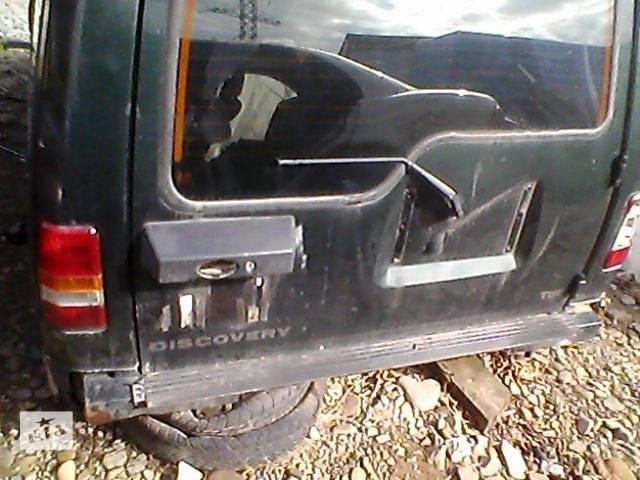 купить бу б/у Двери/багажник и компоненты Дверь задняя Легковой Land Rover Discovery 1998 2,5 tdi, в Ивано-Франковске