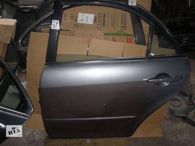 б/у Двери/багажник и компоненты Дверь задняя Легковой Mazda 6 Седан 2005- объявление о продаже  в Луцке
