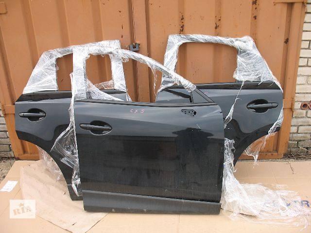 б/у Двери/багажник и компоненты Дверь задняя Легковой Mazda CX-5- объявление о продаже  в Луцке
