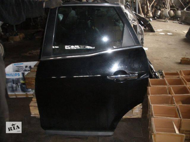 бу б/у Двери/багажник и компоненты Дверь задняя Легковой Mazda CX-7 2008 в Луцке