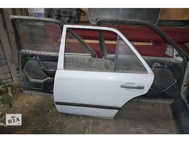 бу б/у Двери/багажник и компоненты Дверь задняя Легковой Mercedes 124 Седан в Трускавце