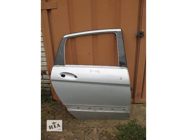 бу б/у Двери/багажник и компоненты Дверь задняя Легковой Mercedes B-Class в Луцке