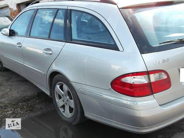 купить бу Б/у Двери/багажник и компоненты Дверь задняя Легковой Mercedes E-Class 2003 в Львове