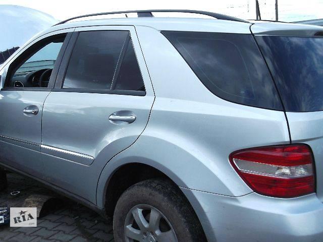 купить бу Б/у Двери/багажник и компоненты Дверь задняя Легковой Mercedes ML-Class 2006 в Львове