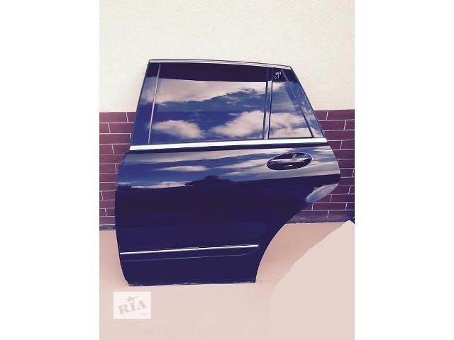 б/у Двери/багажник и компоненты Дверь задняя Легковой Mercedes R-Class- объявление о продаже  в Киеве