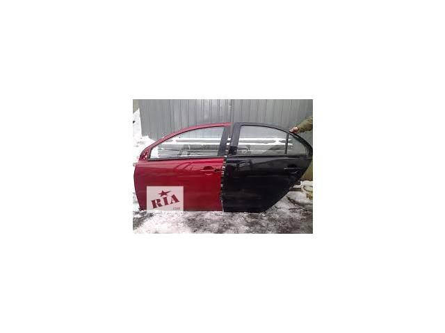 купить бу б/у Двери/багажник и компоненты Дверь задняя Легковой Mitsubishi Lancer X 2008 в Киеве
