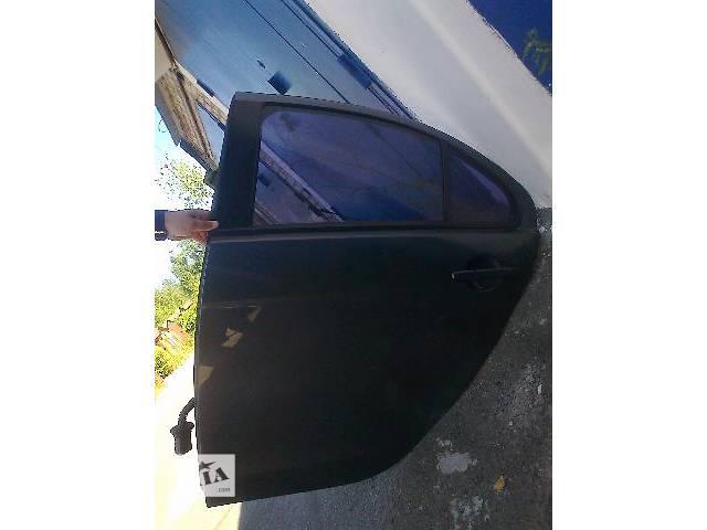 продам б/у Двери/багажник и компоненты Дверь задняя Легковой Mitsubishi Lancer X 2008 бу в Киеве
