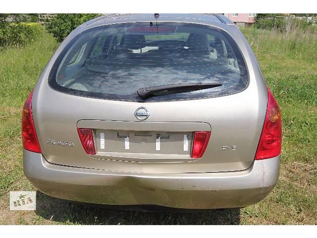 купить бу б/у Двери/багажник и компоненты Крышка багажника Легковой Nissan Primera Универсал 2003 в Костополе