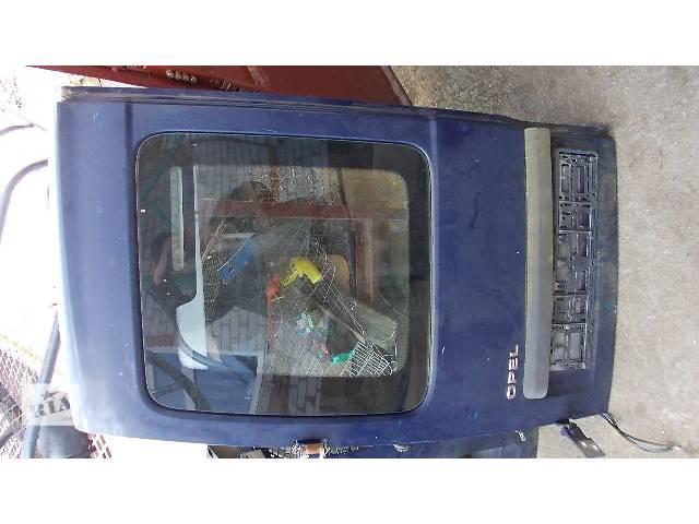 купить бу б/у Двери/багажник и компоненты Дверь задняя Легковой Opel Combo в Калиновке (Винницкой обл.)