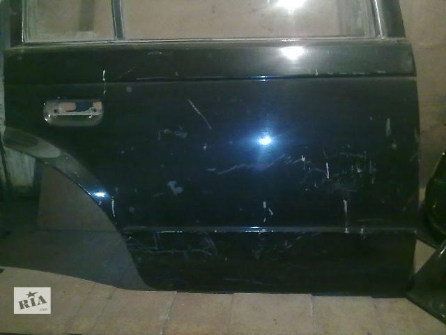 купить бу б/у Двери/багажник и компоненты Дверь задняя Легковой Opel Kadett в Лубнах