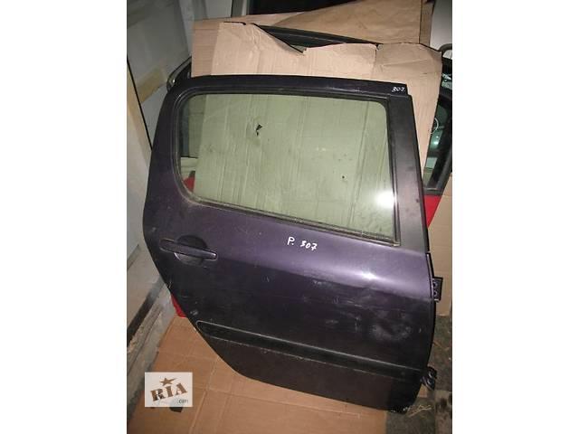 б/у Двери/багажник и компоненты Дверь задняя Легковой Peugeot 307- объявление о продаже  в Луцке