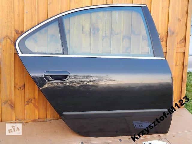 купить бу Б/у Двери/багажник и компоненты Дверь задняя Легковой Peugeot 607 в Львове