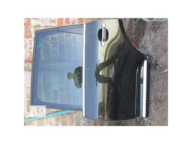 бу б/у Двери/багажник и компоненты Дверь задняя Легковой Porsche Cayenne Volksvagen Touareg 2003-2010 в Ковеле