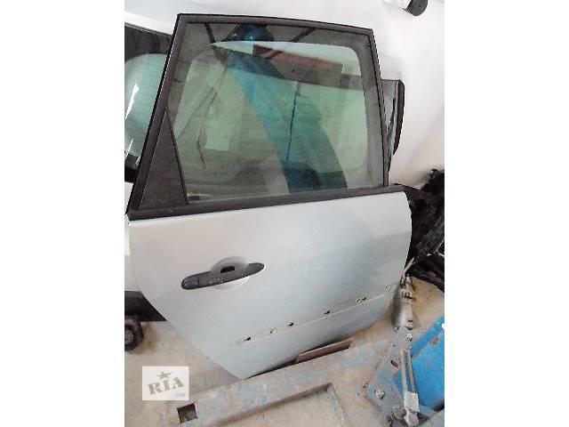 б/у Двери/багажник и компоненты Дверь задняя Легковой Renault Scenic 2005- объявление о продаже  в Ковеле
