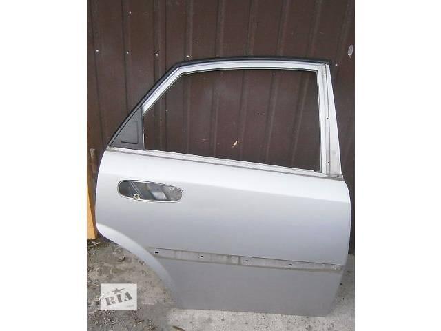 бу б/у Двери/багажник и компоненты Дверь задняя Легковой Седан Chevrolet Lacetti в Луцке