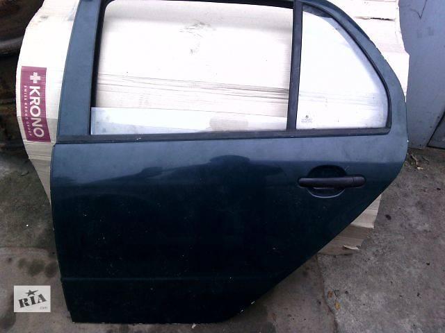 б/у Двери/багажник и компоненты Дверь задняя Легковой Skoda Fabia- объявление о продаже  в Ковеле