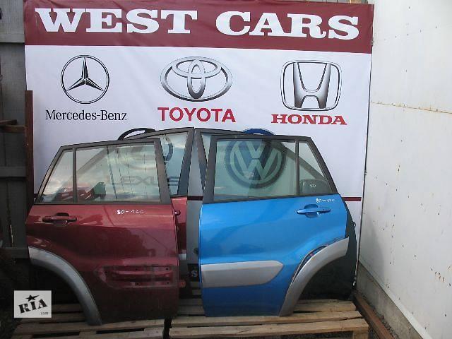 продам б/у Двери/багажник и компоненты Дверь задняя Легковой Toyota Rav 4 2003 бу в Луцке