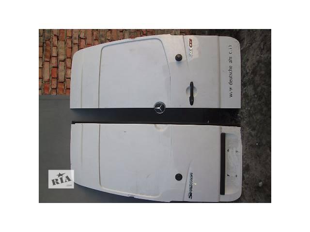 бу б/у Двери/багажник и компоненты Дверь задняя Легковой Volkswagen Crafter Mercedes Sprinter 2008 в Ковеле
