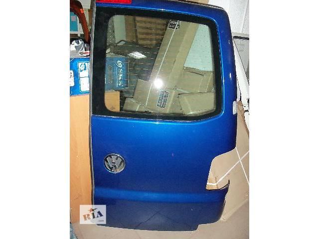 б/у Двери/багажник и компоненты Дверь задняя Легковой Volkswagen T5 (Transporter) Пассажирский Минивен 2005- объявление о продаже  в Ковеле