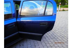 б/у Дверь задняя Opel Astra G