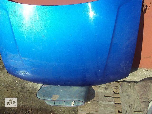 продам б/у Двери/багажник и компоненты капот Легковой Citroen Berlingo Пассажирский Пикап 2000 бу в Львове