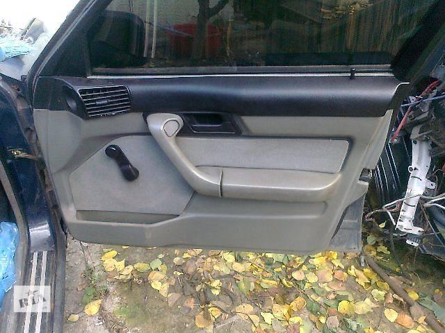бу б/у Двери/багажник и компоненты Карта двери Легковой BMW 5 Series (все) Седан в Ужгороде