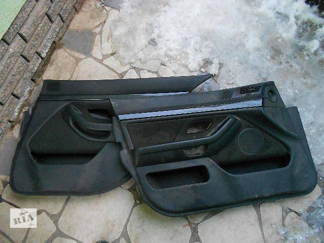 купить бу Б/у Двери/багажник и компоненты Карта двери Легковой BMW 5 Series Седан в Ужгороде