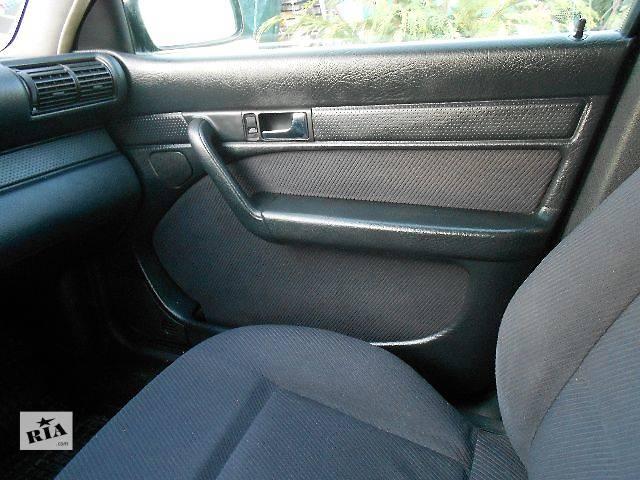 бу б/у Двери/багажник и компоненты Карта двери Легковой Audi 100 в Ужгороде