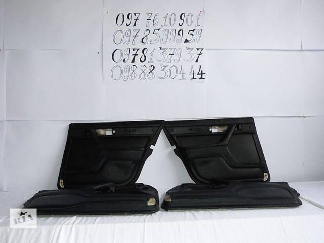 Б/у Двери/багажник и компоненты Карта двери Легковой BMW 7 Series (все) 1992- объявление о продаже  в Киеве
