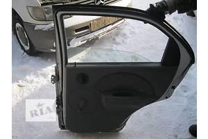 б/у Карта двери Chevrolet Aveo