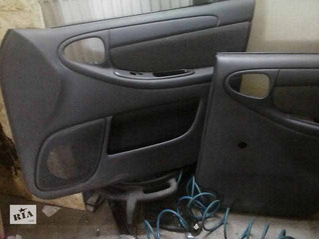 купить бу б/у Двери/багажник и компоненты Карта двери Легковой Daewoo Lanos Седан 2010 в Одессе