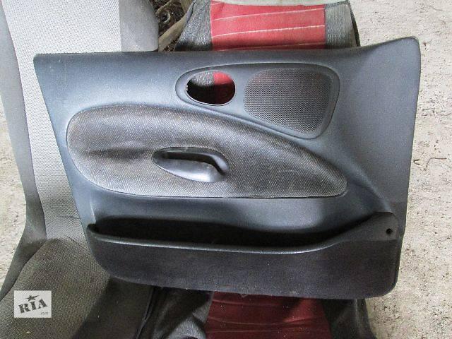 купить бу б/у Двери/багажник и компоненты Карта двери Легковой Ford Escort Седан 1997 в Самборе