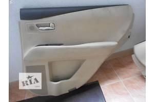 б/у Карты двери Lexus RX